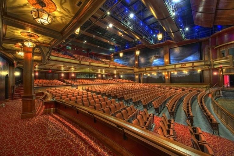 Auditorium theater in a university in UK