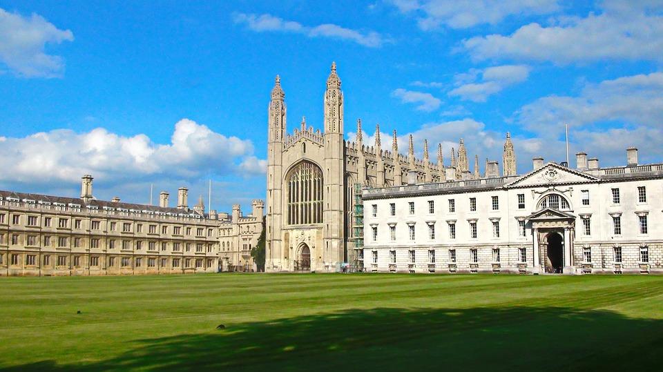 Kings College Cambridge Oldest universities in the UK